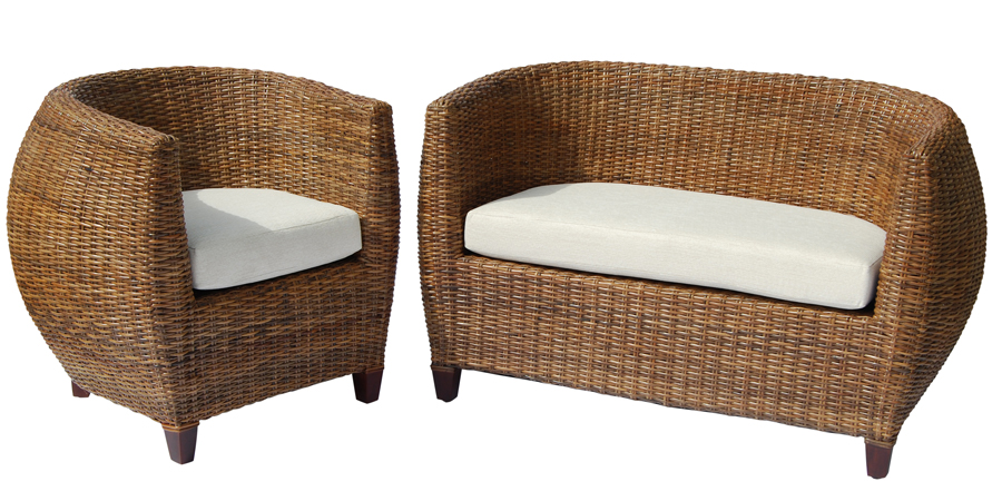Zarra Peel Rattan Collection