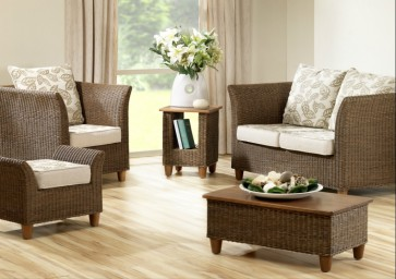 Belvoir Java Suite Offer 2 x Armchair 1 x Sofa