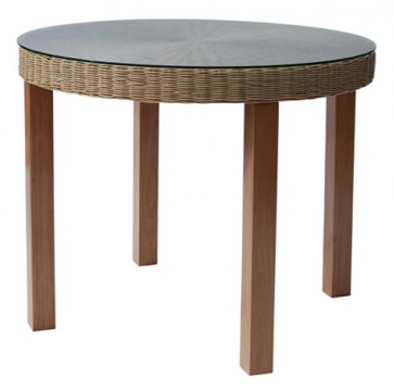 Tioman Rattan 95cm round table
