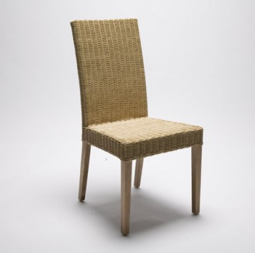 Tioman Rattan Dining chair with cushion