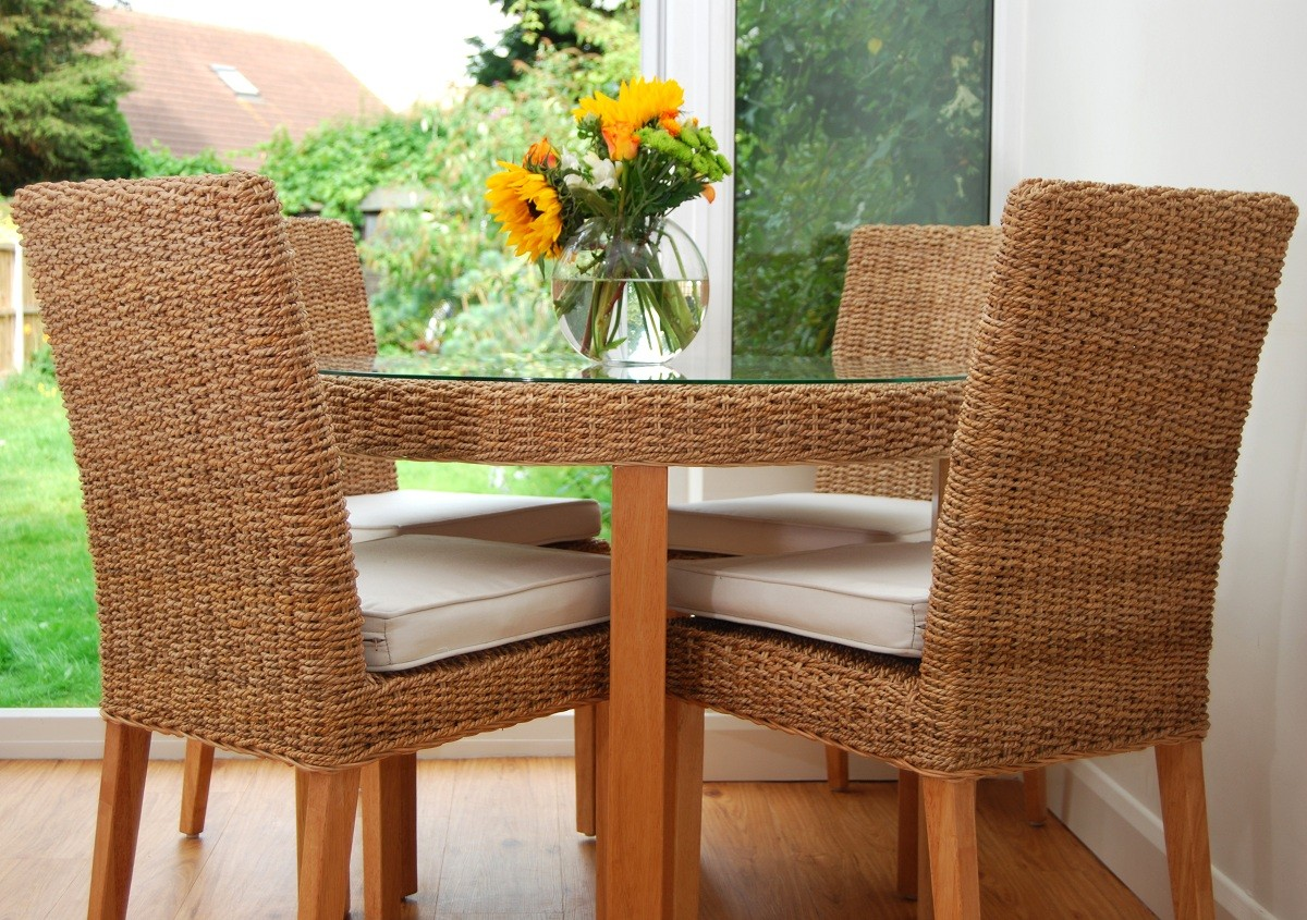 Tioman Seagrass Dining Chair