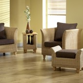 Belvoir Natural Armchair