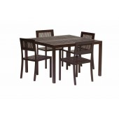 HALF PRICE! Tropea 4 Dining Chair Set
