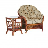Safari 2 Tone Armchair