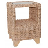 Tioman Seagrass Side Table